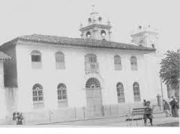 Kirche von Chachapoyas, Amazonas.