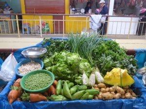 Markt Chachapoyas