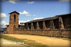 Kirche von La Jalca Grande, Amazonas.
