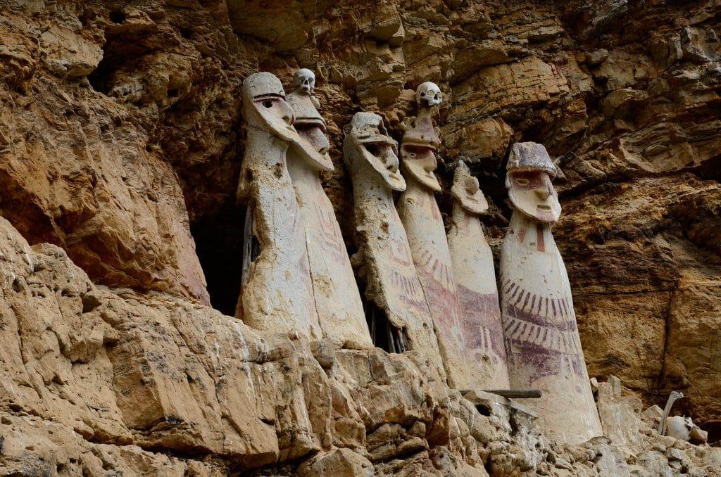 Sarcophages de Karajia, Amazonas tourisme rural et durable