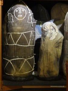 Momies musée de Leymebamba Amazonas Nord du Pérou