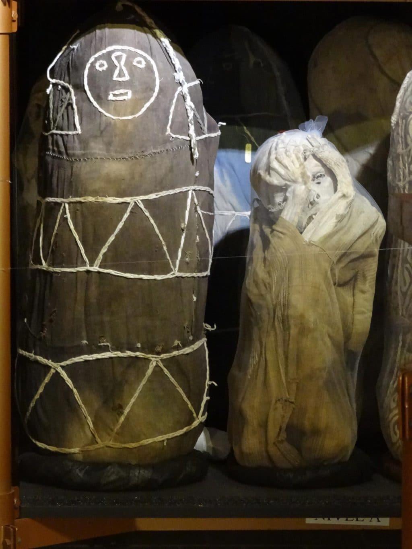 Mumien museum von Leymebamba Amazonas Nord Peru