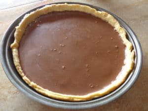 Chocolat Tart Phima Chachapoyas