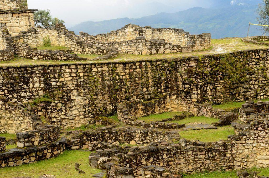 Ruinen von kuelap, Amazonas, Norden von PEru
