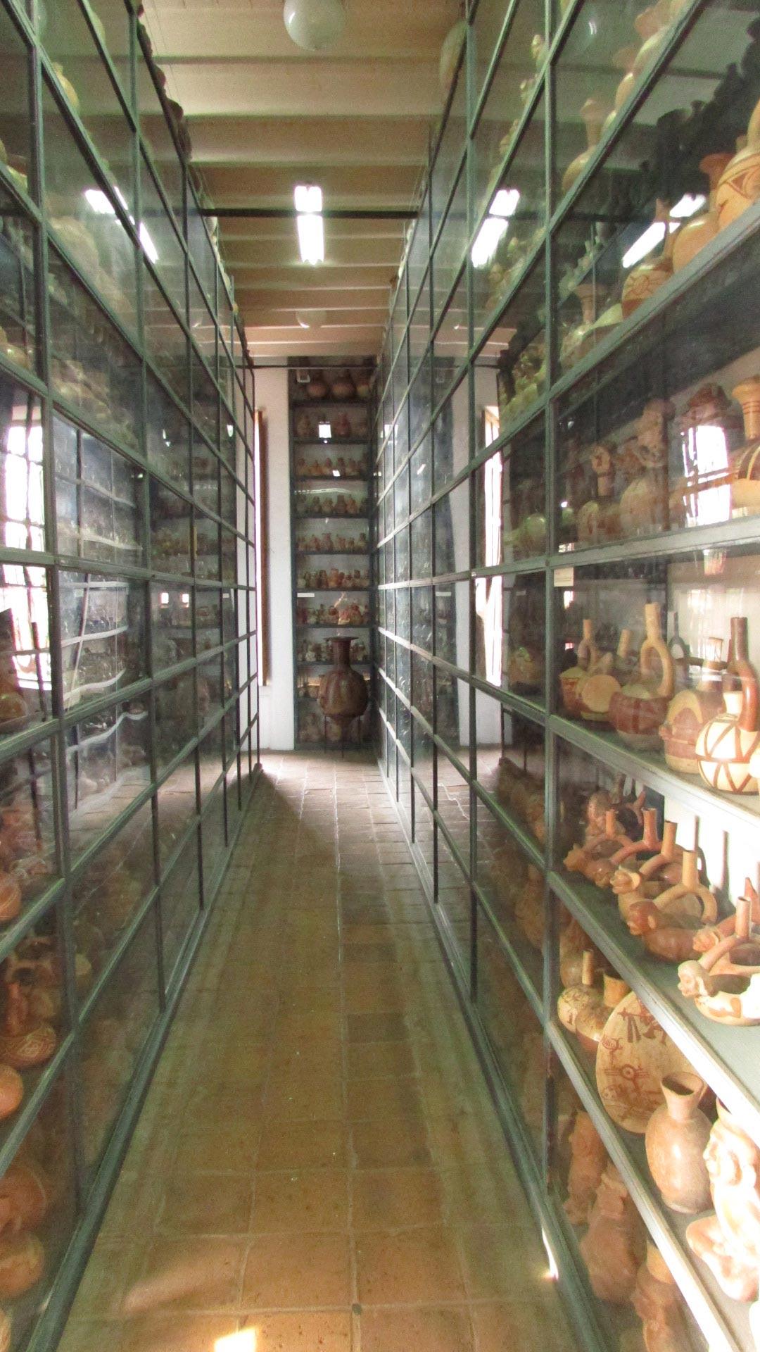 Céramique pré-colombienne Séjour Lima