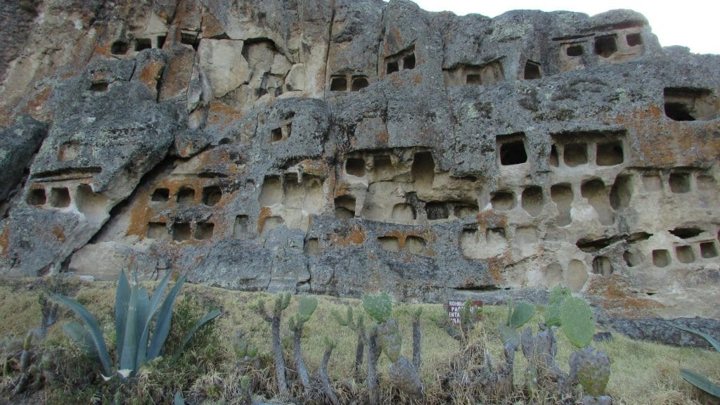 ventanillas Otuzco, Phima voyages