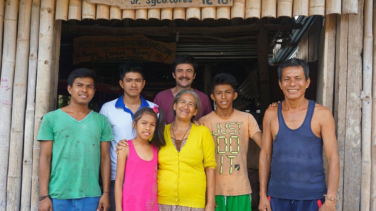 San Martin, voyage au nord du Pérou