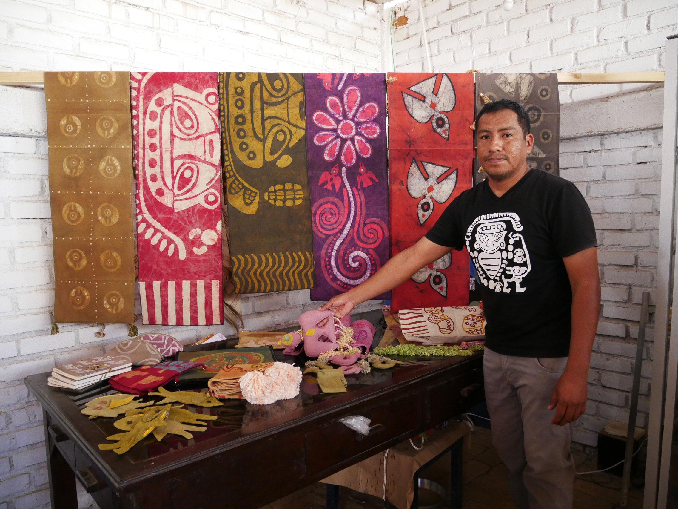 Tucume artisanat, activités traditionnelles à Tucume