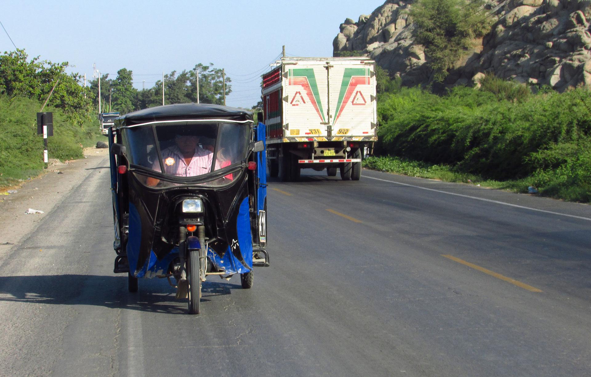 Casma Sechin nord du Pérou