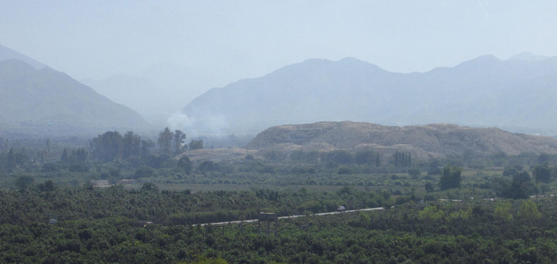 Sechin, nord du Pérou