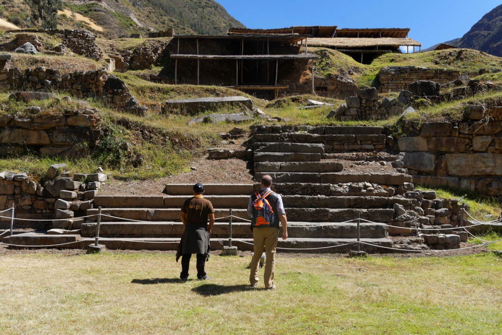 Archéologie nord du Péro