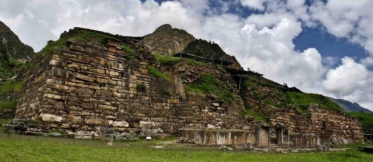Ancash, archéologie nord du Pérou