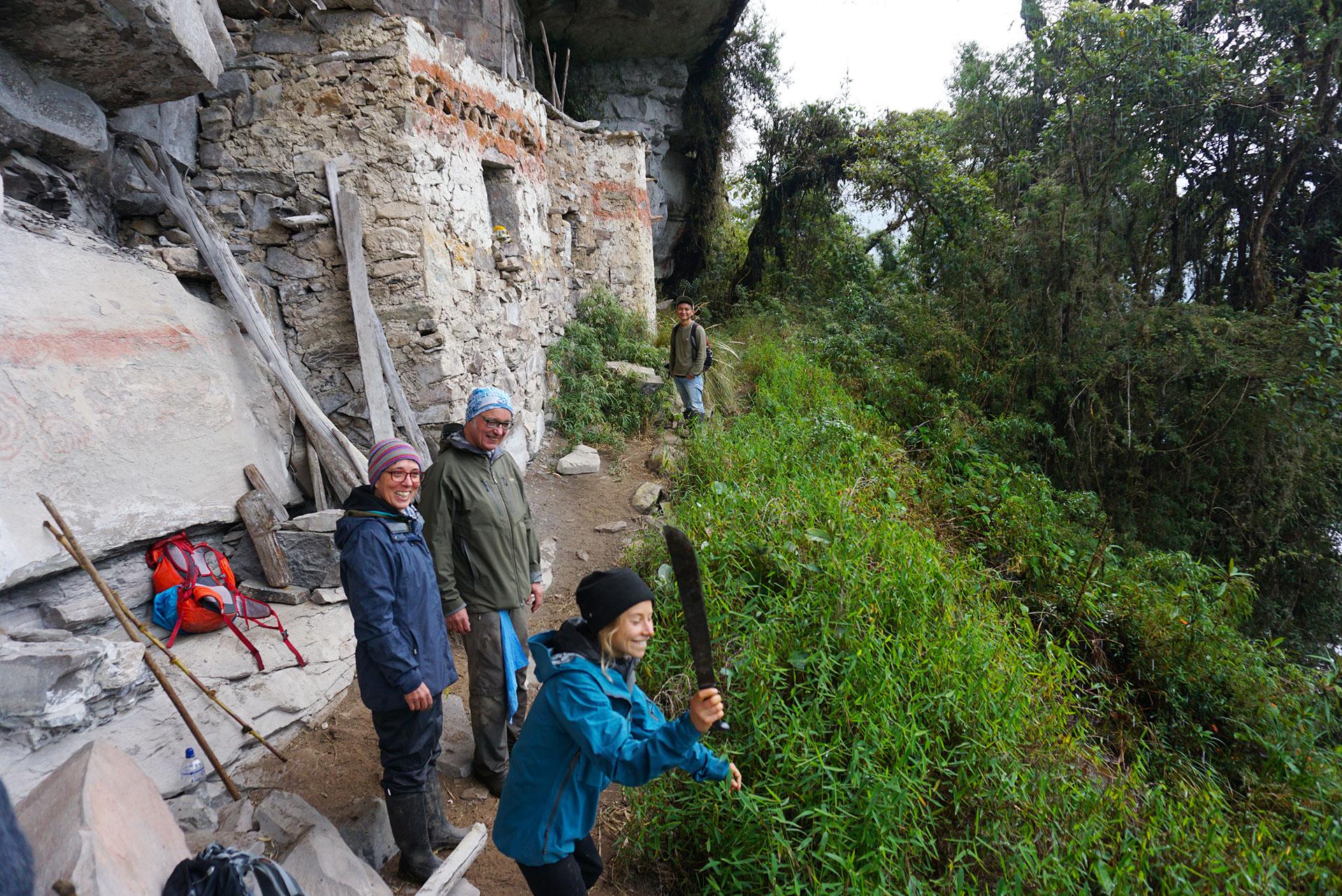 Trek Nord du Pérou
