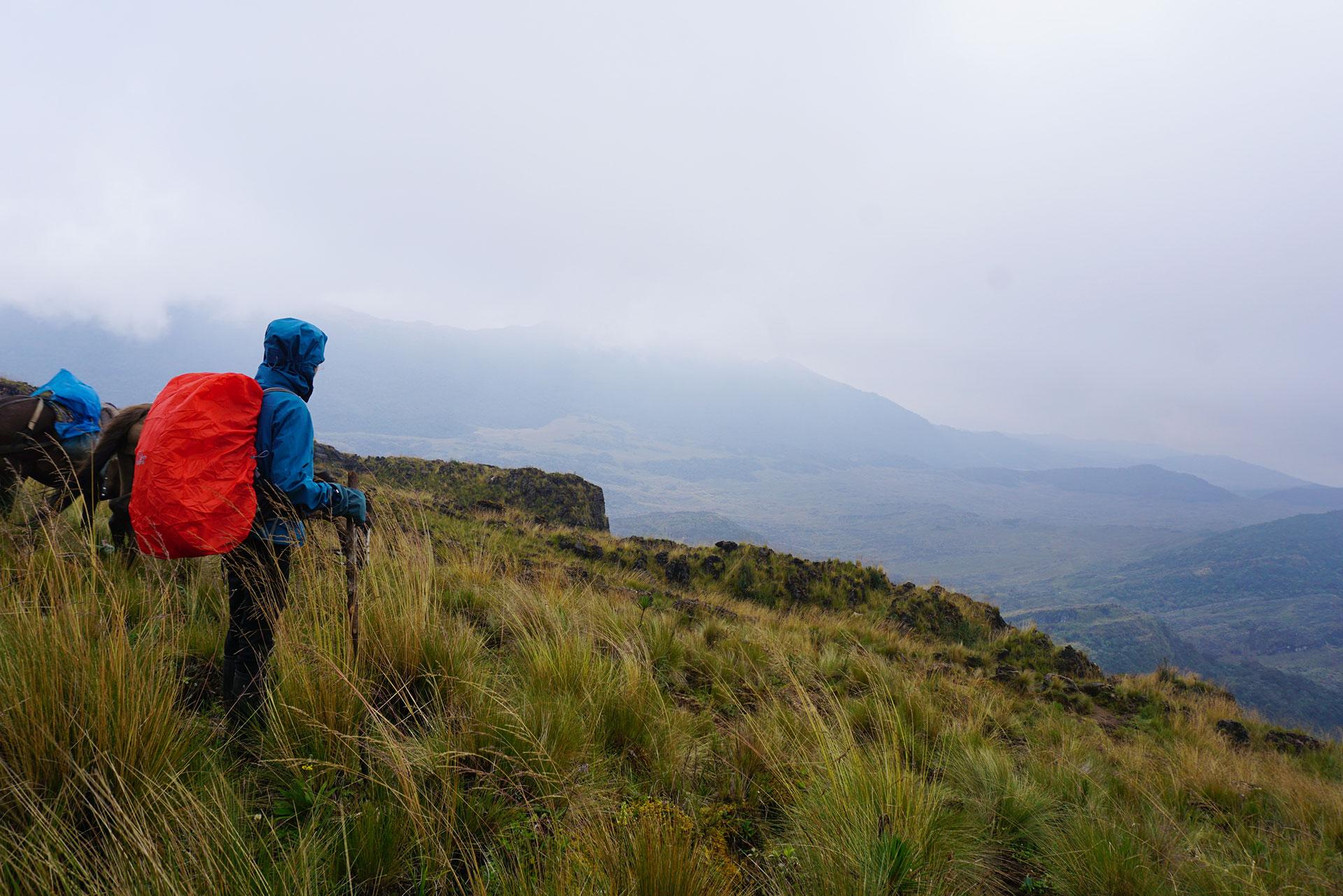 Randonnée Nord du Pérou