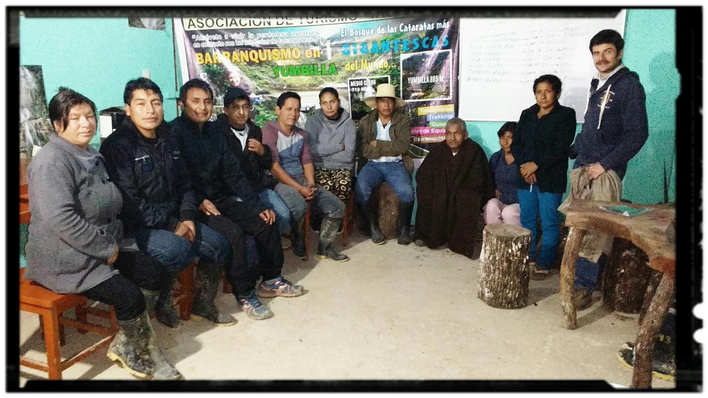 Stage tourisme rural Nord du Pérou