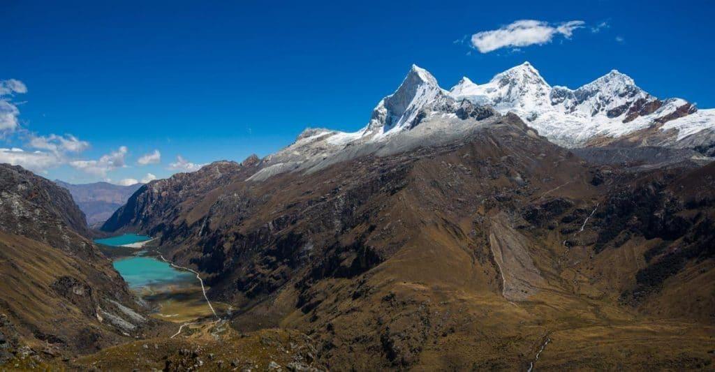 Itinéraire du nord du Pérou