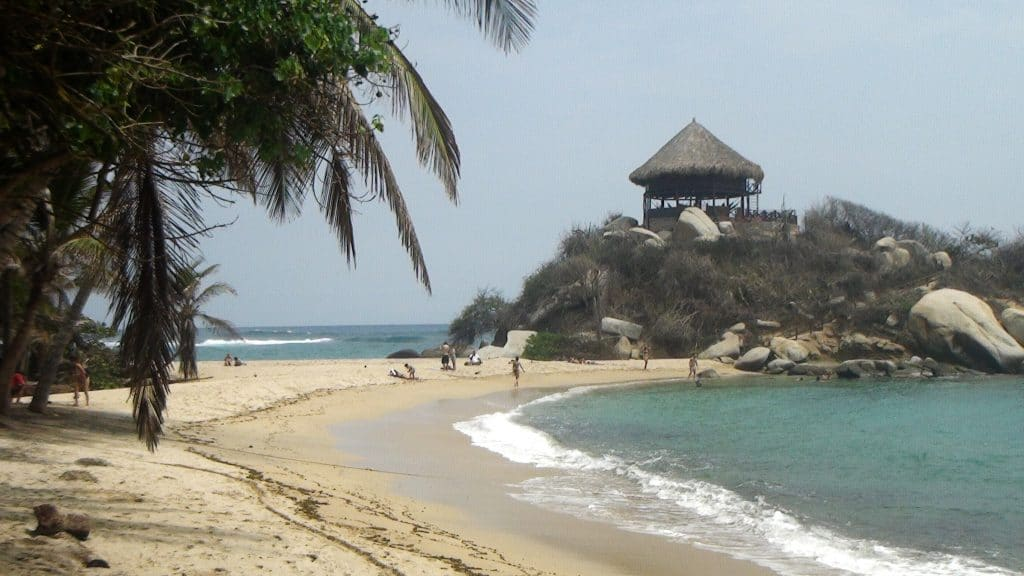 Tayrona Colombia, visit Colombia, sites to visit