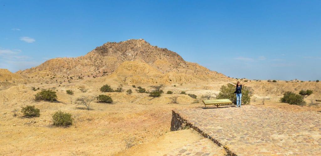 Tucume pyramides