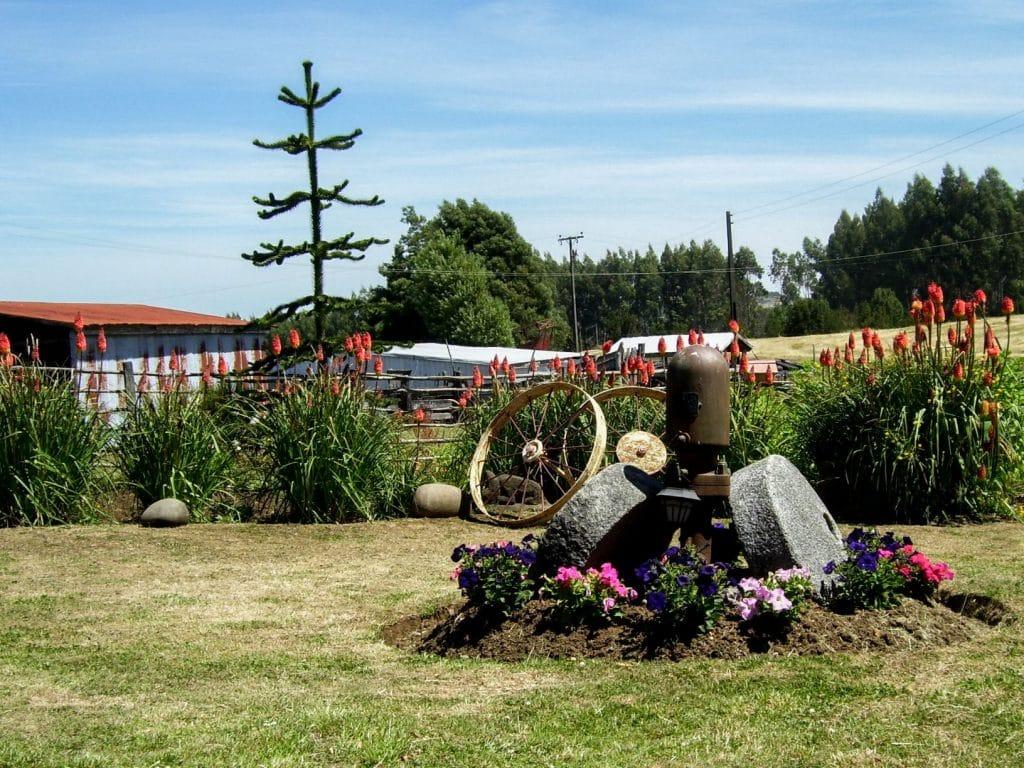 Ile de Chiloë, Chili