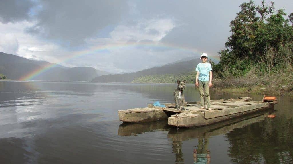 Rainbow Huamanpata, Amazonas,