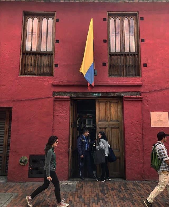 Centre ville Bogota