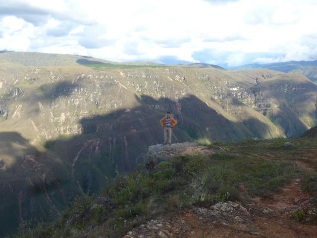 Canon de Sonche, Chachapoyas.