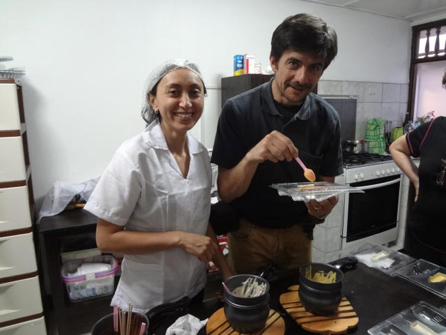 Giuliana, Chocolaterie Alejandra