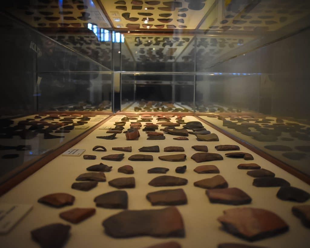 Archaeology Northern Peru, Musée du Site Kuntur Wasi