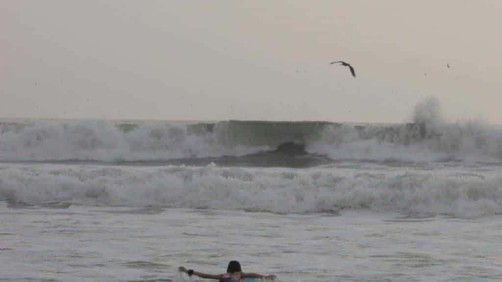surf in Wakama