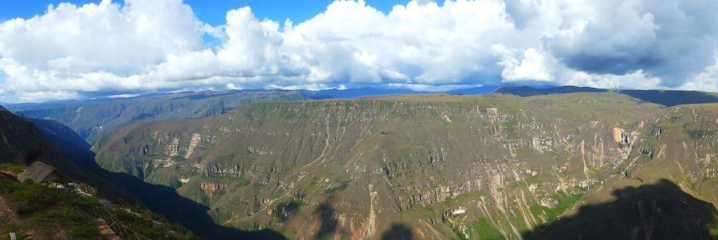 Canon del Sonche, Huancas, Amazonas. mois de voyage