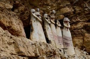 Sarcophages de Karajia, Amazonas