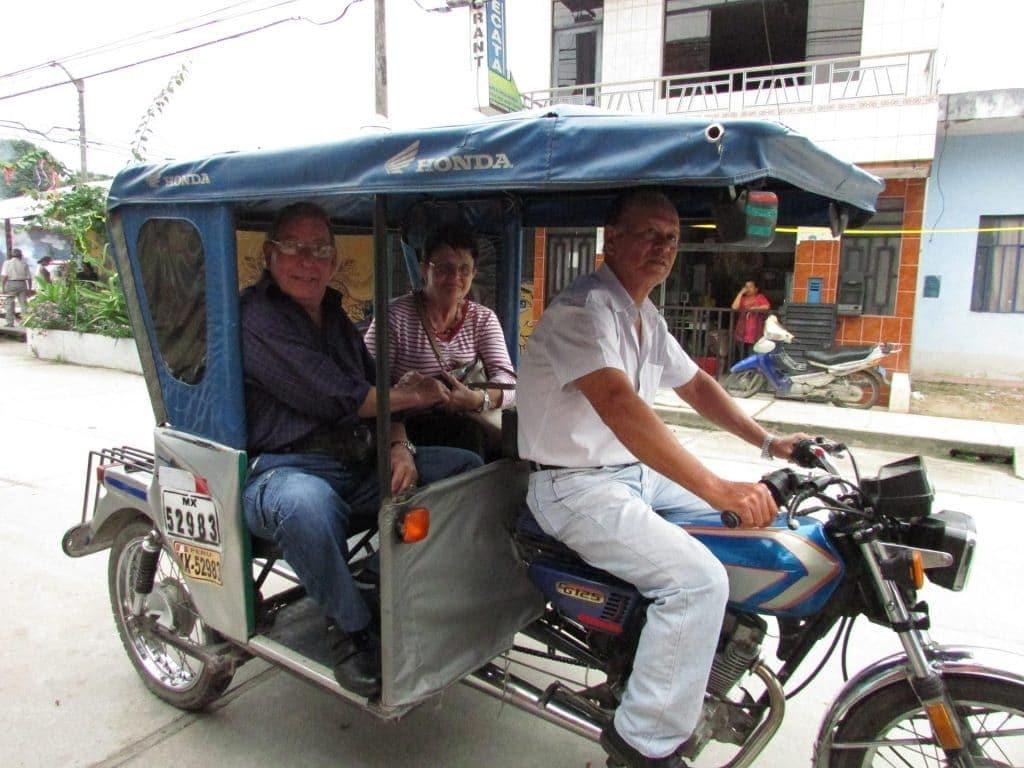 Moto taxi Moyobamba