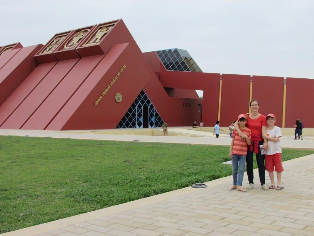 Museum Tumbas Reales Reise nach Lambayeque