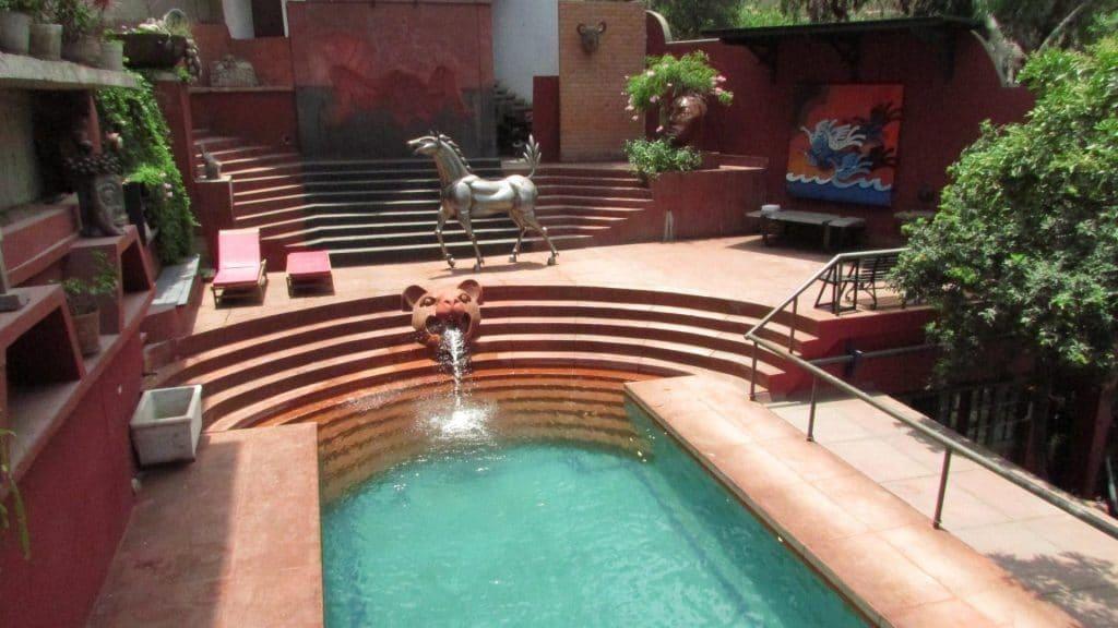 piscine second home hotel Lima