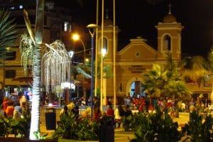 Place de Barranca Caral