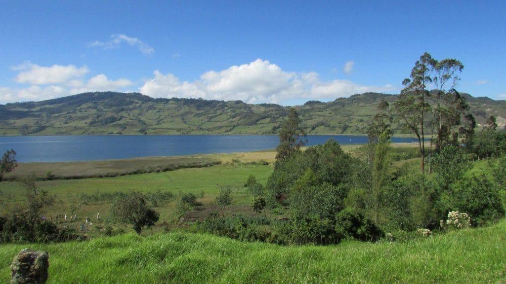 Laguna Pomacochas, Amazonas