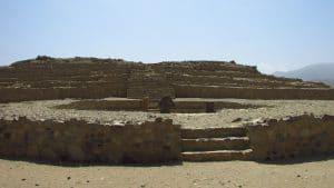Pyramide mayor Caral