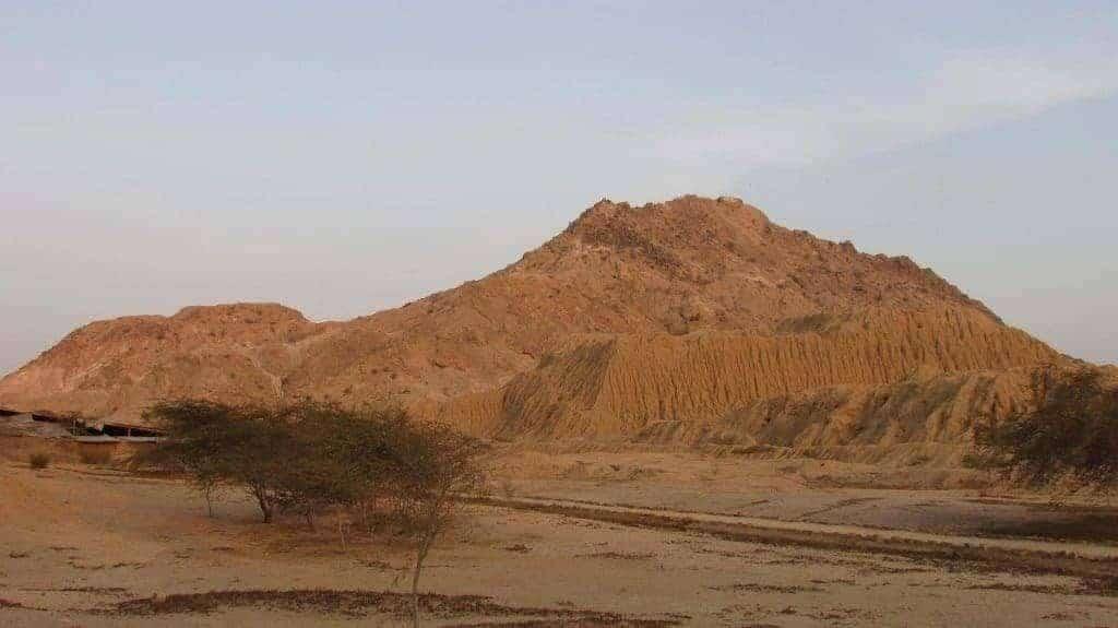 Pyramide de Tucume, Nord du Pérou
