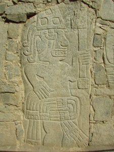 guerrier Sechin Voyage Nord du Pérou