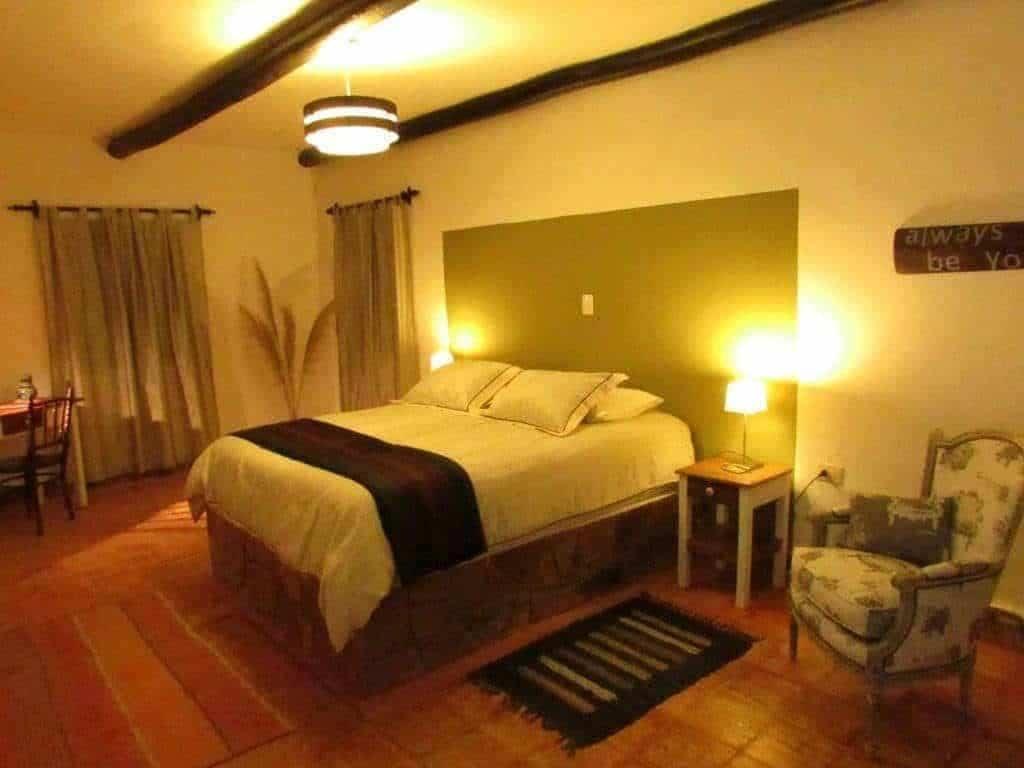 Tambo-Sapalanchan-Chambre
