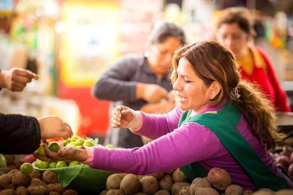 Marché de Surquillo, Lima, Voyage au Pérou