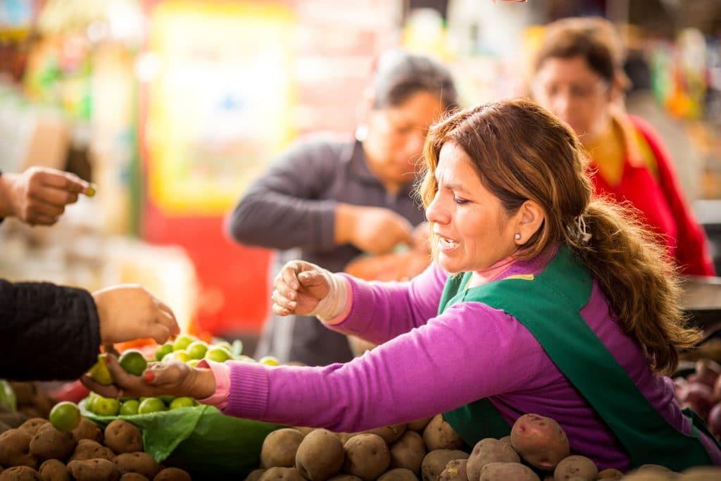 Kulinarische Tour Lima