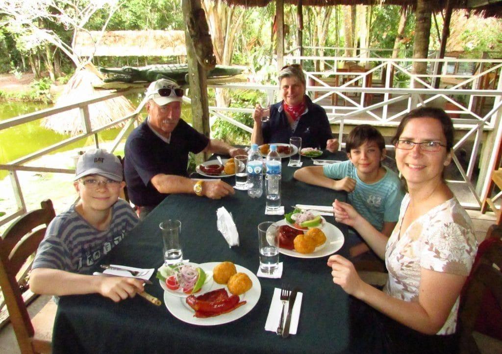 Gastronomie au nord du Pérou