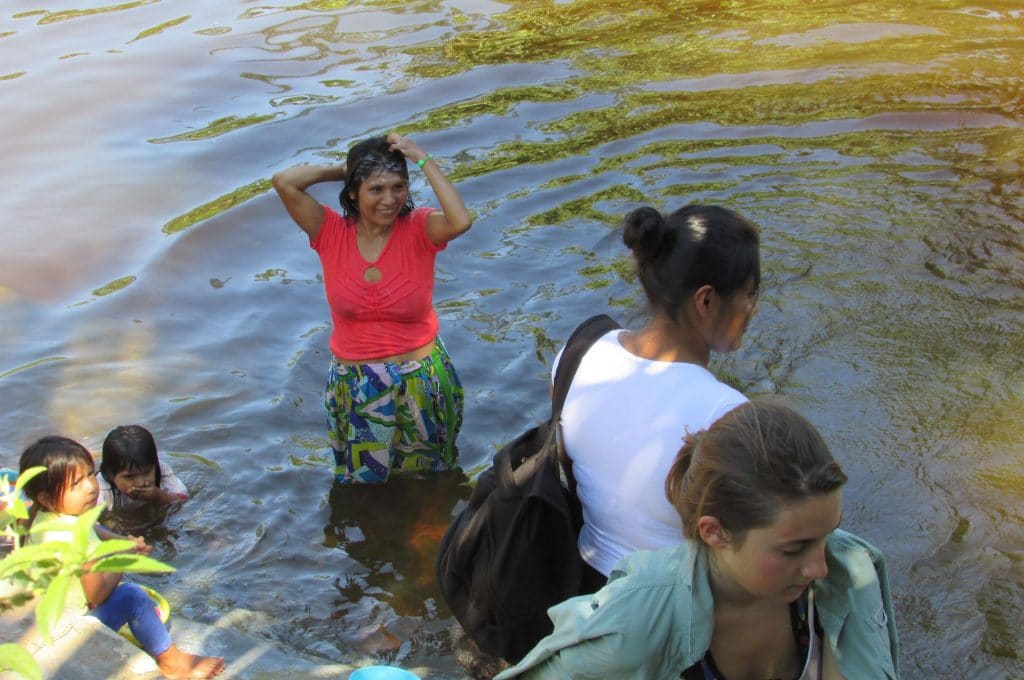 Communauté awajun, Amazonie péruvienne
