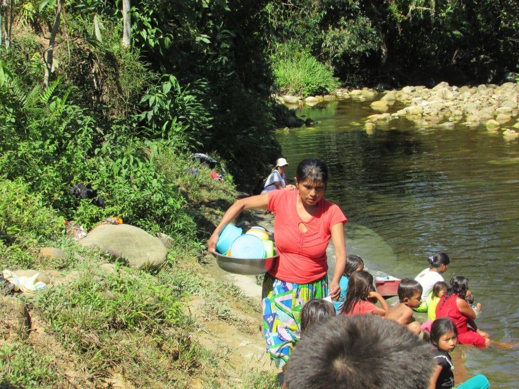 Communauté indigène