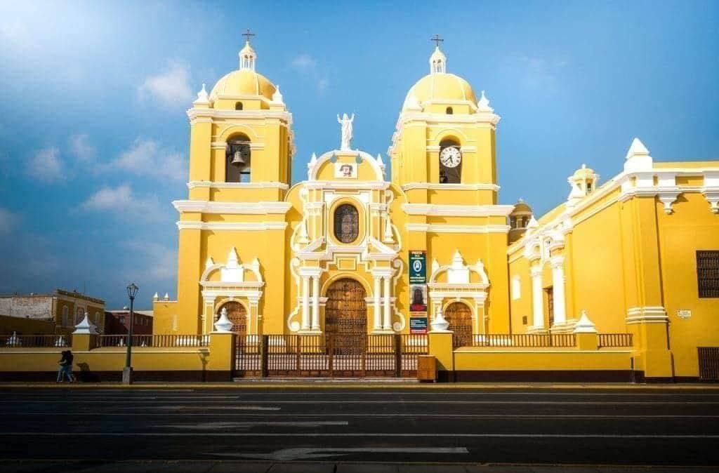 Trujillo, itinéraire du nord du Pérou