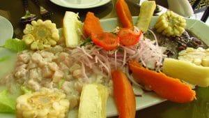 Ceviche Chiclayo