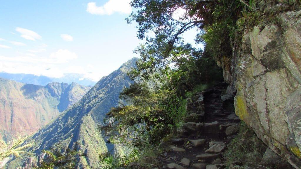 Chemin Pont Machu Picchu