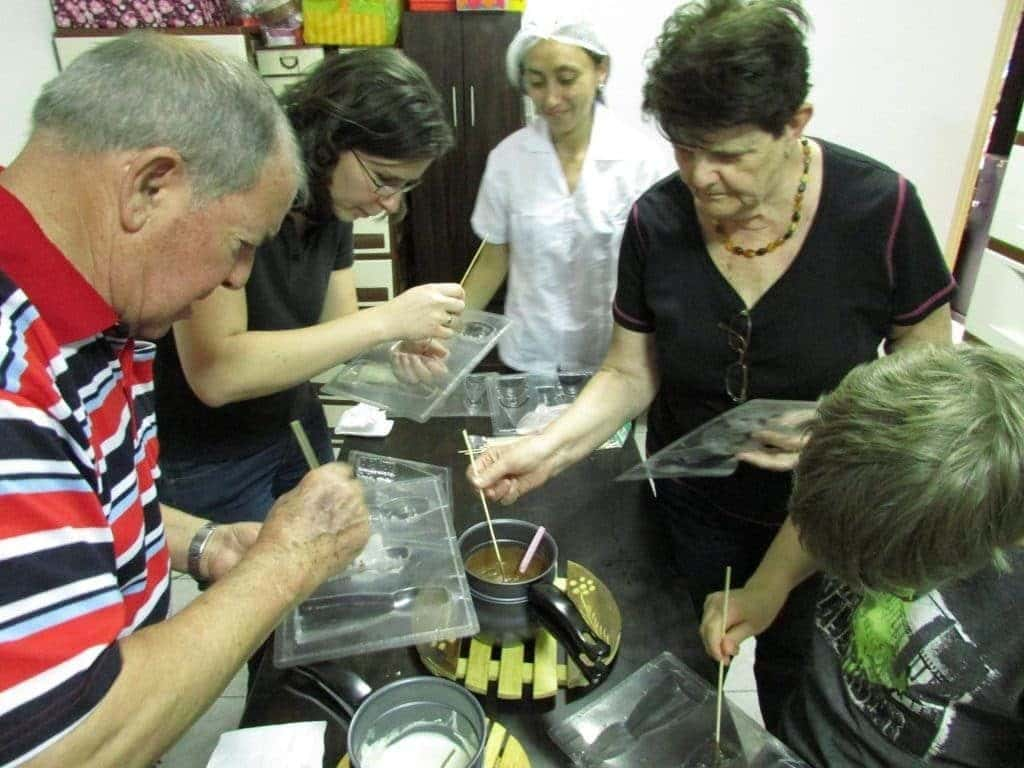 Chocolate Workshop Chachapoyas