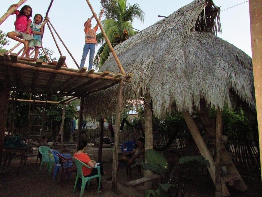 logement chez l'habitant, Chazuta